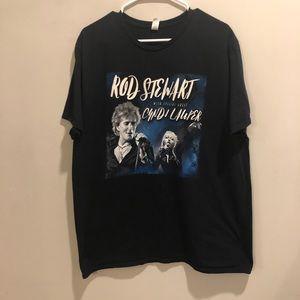 Rod Stewart your shirt 2018 black